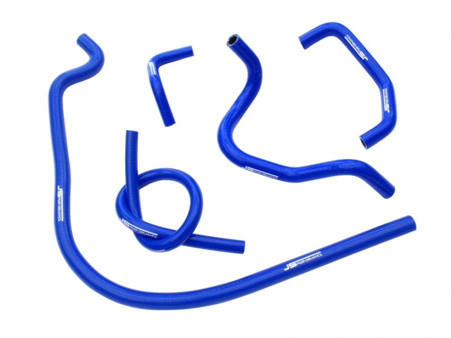 Ford Capri 1.6/2.0 Pinto Ancillary Hose Kit (Manual Weber Carb)