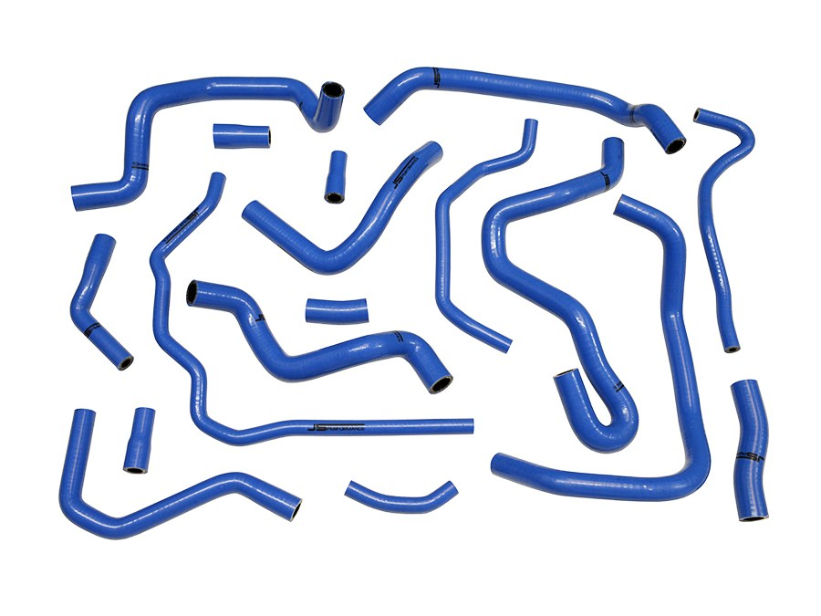 Ford Focus RS Mk3 Ancillary Silicone Hose Kit